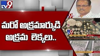 ACB raids on AP PCB Engineer Satyanarayana's house in Vijayawada and Hyderabad