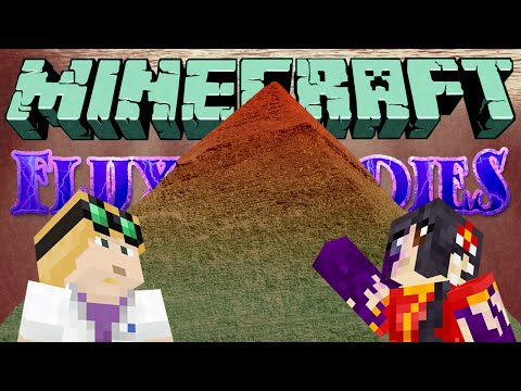 Minecraft - Flux Buddies #48 - Red Sea Dungeon (yogscast Complete Mod Pack) video