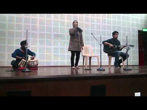 Ras Ke Bhare Tore Nain Cover  Anugoonj 2014 (finals)
