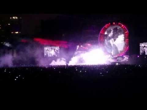 Queen + Adam Lambert en Argentina - Radio Ga Ga