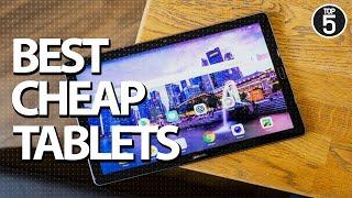 Best Budget Tablets 2019