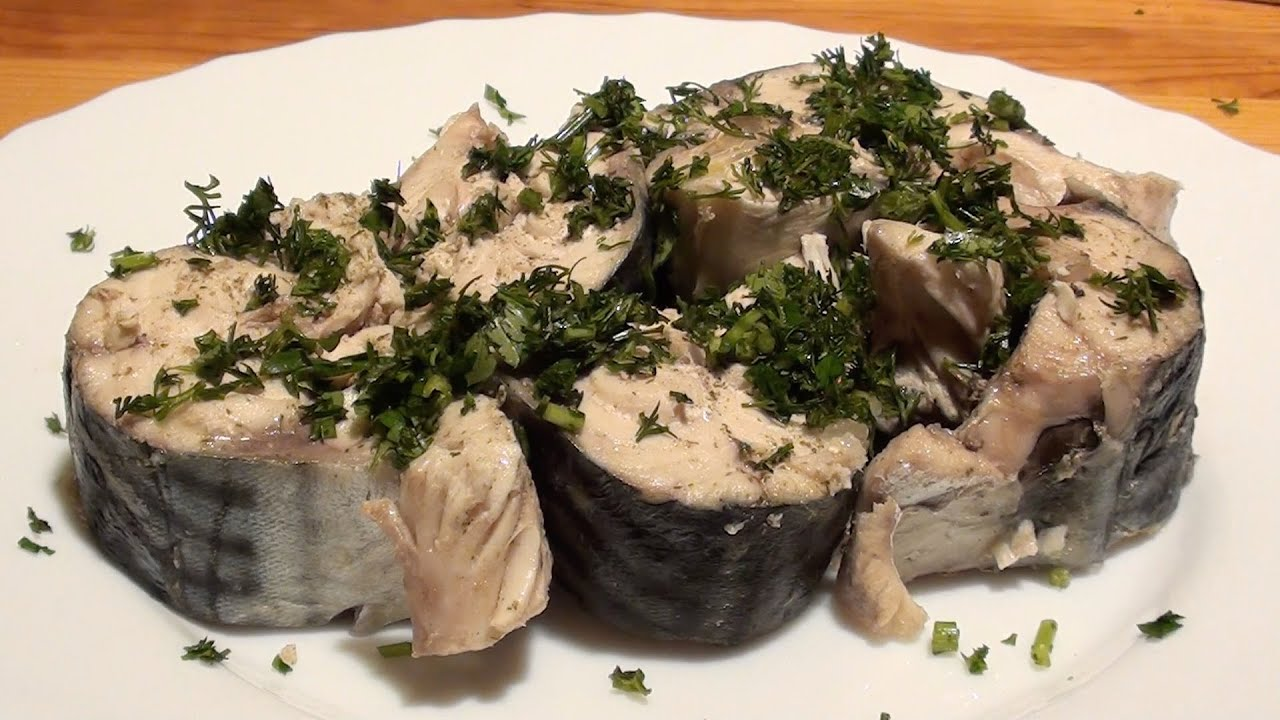 Блюда из скумбрии свежемороженой рецепты