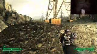 fallout 3 very hard ep10 Exploring the wastes what treasures await(Ahem caps please)