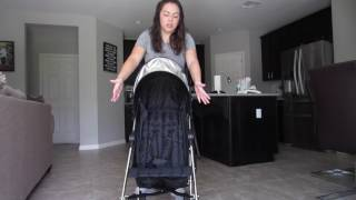 3D Lite By Summer Infant Umbrella Stroller: Product Review