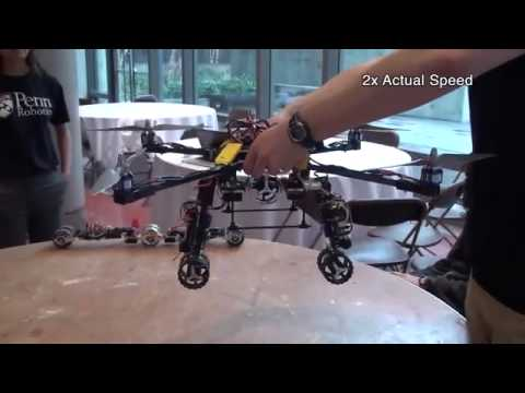 Robocopter rethinks search and rescue – Video 2