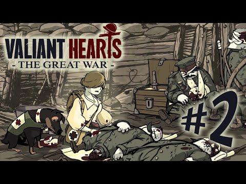 Valiant Hearts: The Great War - Capítulo 2: Terra Partida [ Playstation 4 - PT- BR ]