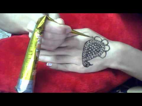 easy heena / mehandi design