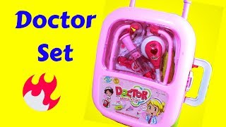 Doctor Set Play set toys for kids | Unboxing & Review in Hindi