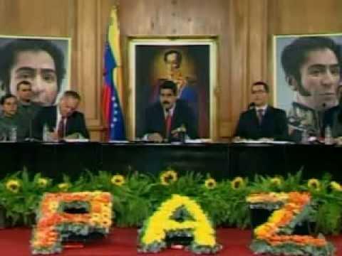 VIDEO COMPLETO: Conferencia Nacional de Paz, dirigida por Nicolás Maduro