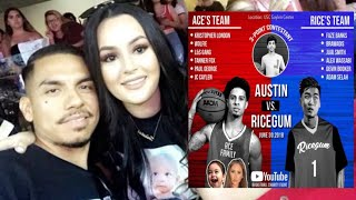 THE ACE FAMILY CHARITY BASKETBALL EVENT! | THE AGUILARS