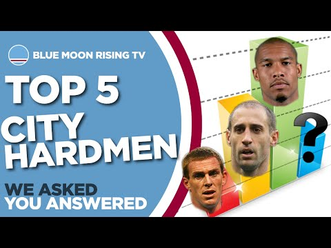 TOP 5 HARDEST CITY PLAYERS | We Asked You Answered | Manchester City