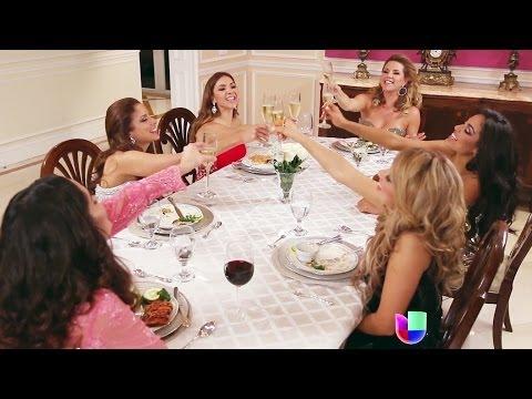 ¡hasta Las Lágrimas! Denise Quiñones Y Alicia Machado Consintieron A Las Finalistas video