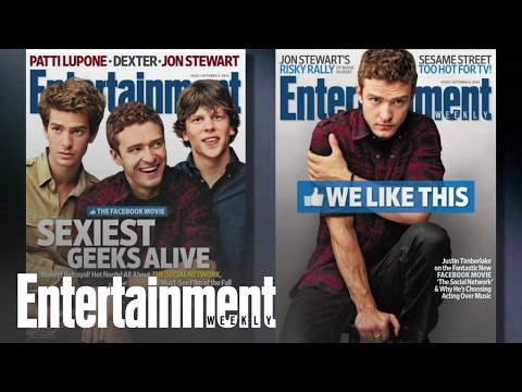 The Social Network' EW.com Interview - Part 1 of 5