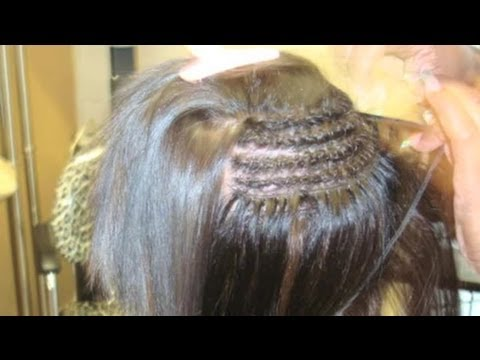 Hair Blended Haircuts That Blend in Hair
