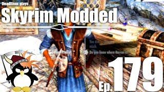 Searching for Harran (Beyond Skyrim: Bruma) - Skyrim Modded Ep 179