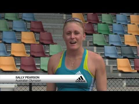 Training Tip 2 Training with your mates, with SALLY PEARSON, Australian Olympic Athlete