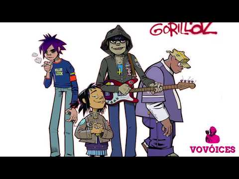 Gorillaz - Feel Good Inc(acapella)