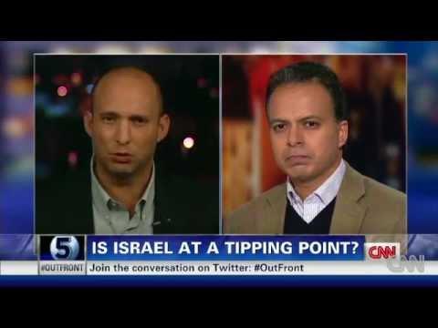 CNN Debate Live: Naftali Bennett vs. Ed Husain