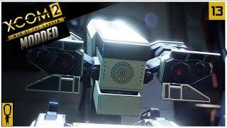 Shen's Last Gift Part 1 - XCOM 2 WOTC Modded Gameplay - Part 13 - Let's Play Legend Ironman