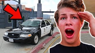 ALMOST GETTING ARRESTED!