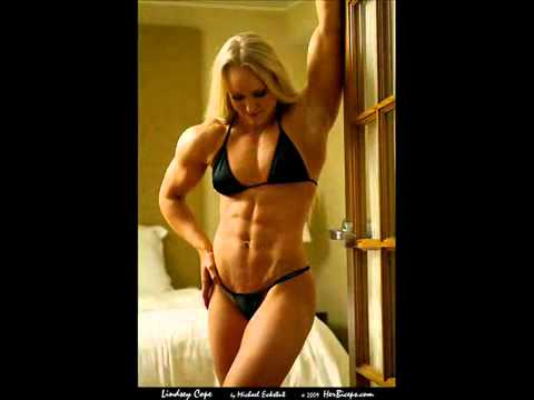 Lindsey Spitler Female Muscle