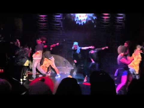 Infusion Live Performance - Alex Fetbroth & Leroy Curwood Collabo