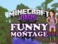 MINECRAFT OASIS FUNNY MONTAGE mp3