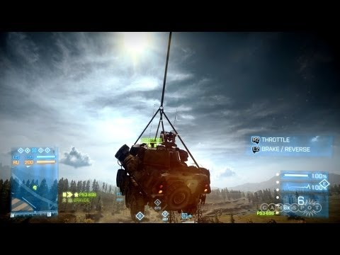 Battlefield 3: End Game - Preview Demo