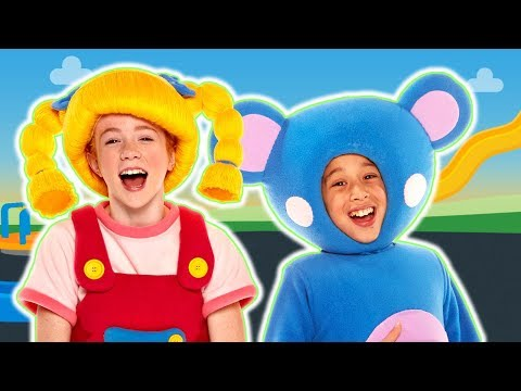 Playing on the Playground | Nursery Rhyme Collection from Mother Goose Club Playlist | Baby Songs