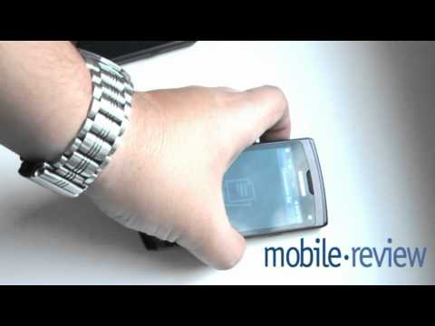 Samsung Wave II S8530 Demo