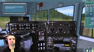 Прохождение игры trainz simulator 2010