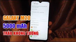 Test Pin Samsung Galaxy M20 : TRÂU KHÔNG TƯỞNG TƯỢNG NỔI !