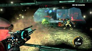 Red Faction_ Armageddon - Five Achievements