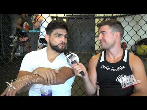 Kelvin Gastelum still plans move back to 170, talks Chris Weidman, Kings MMA, mission for gold
