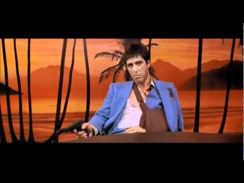 Scarface Hd You Fuking Cockroach video