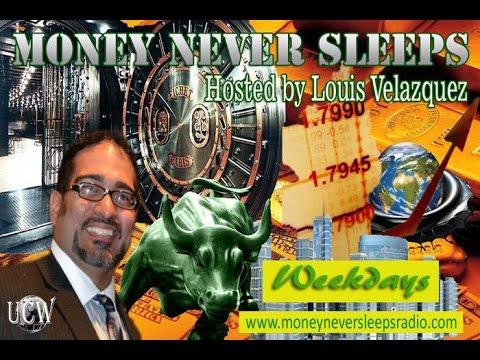Money Never Sleeps Radio, Talking Cuba, Greece, Cannabis, Gold and Tech