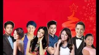 ABS-CBN Christmas ID 2015 - Thank You For The Love Color Coded