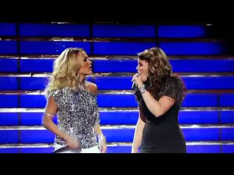 Before He Cheats - Lauren Alaina and Carrie Underwood