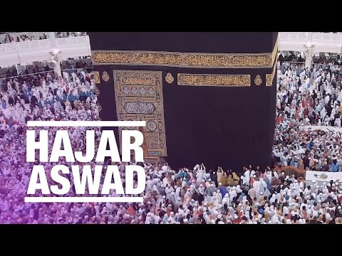 Kenapa Muslim Mencium Hajar Aswad? Ini Jawabannya!