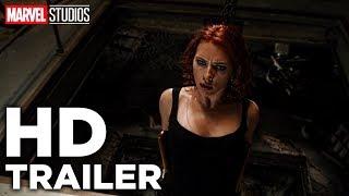 Black Widow (2019) Teaser Trailer #1 - SCARLETT JOHANSSON, CHRIS EVANS Movie HD