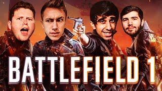 SQUADDING UP! - BATTLEFIELD 1 Multiplayer Gameplay