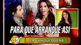 Duro de Domar - Florencia Peña vs Mariana Brey 04-06-12