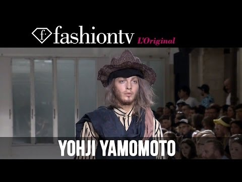 Yohji Yamamoto Men Spring/Summer 2015 | Paris Men's Fashion Week | FashionTV Music Videos