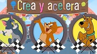 Juego de Carrera de Carros | Tom y Jerry vs Scooby-Doo | Juegos para Niños