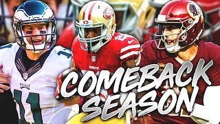 THE COMEBACK SEASON EP. 1!! MADDEN 19 ULTIMATE TEAM