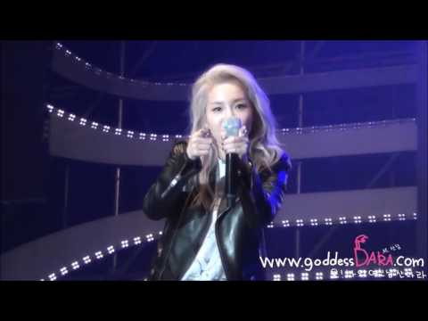 BIGBANG - Girlfriend _ Sandara Version