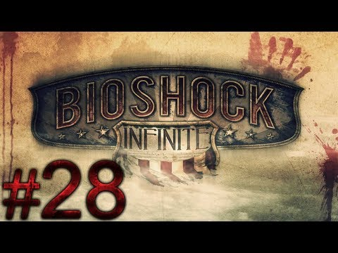 Bioshock Infinite Hard Walkthrough - Part 28 - Downtown Emporia [1/2]