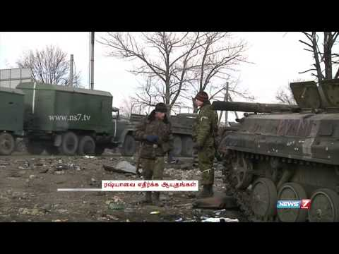 U.S. plans to store heavy arms in Eastern Europe: Report | World | News7 Tamil