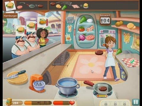Kitchen Scramble Gameplay Youtube