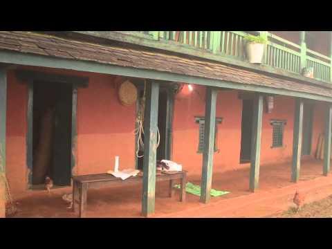 Sarala Nepali Village life part 1